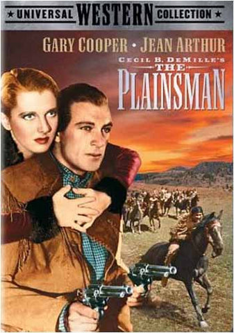 The Plainsman DVD Movie