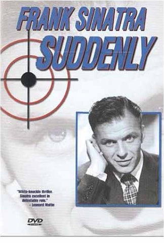 Frank Sinatra - Suddenly DVD Movie