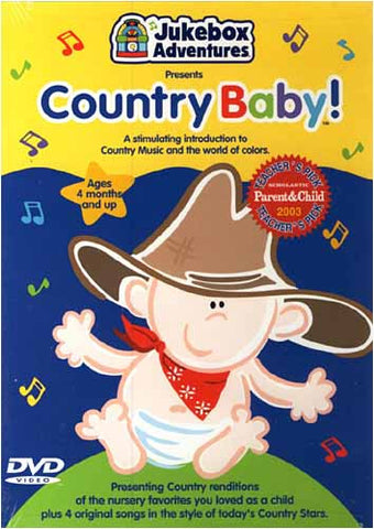 Country Baby! DVD Movie