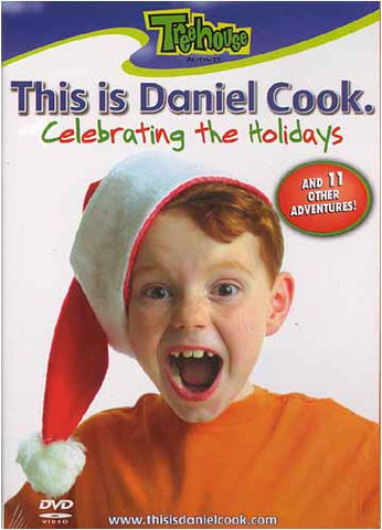 This Is Daniel Cook - Celebrating The Holidays DVD Movie