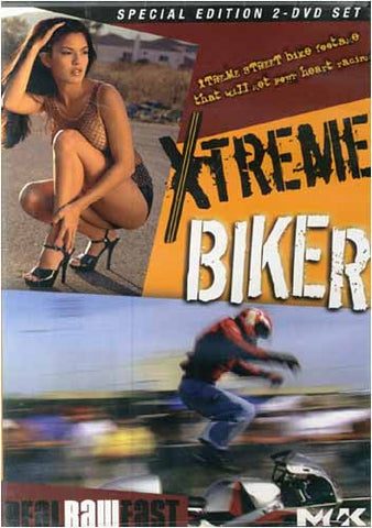 Xtreme Biker - Special Edition (2 DVD Boxset) DVD Movie