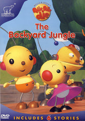 Rolie Polie Olie - The Backyard Jungle