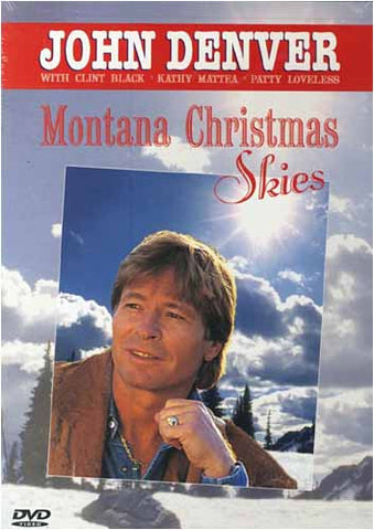 John Denver - Montana Christmas Skies DVD Movie