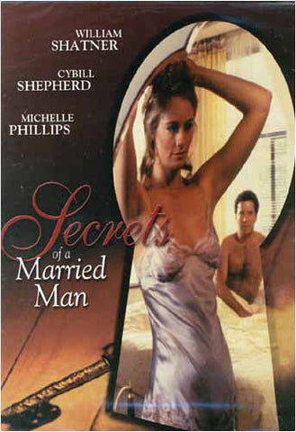 Secrets of a Married Man DVD Movie