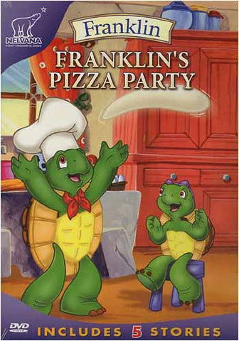 Franklin - Franklin s Pizza Party DVD Movie
