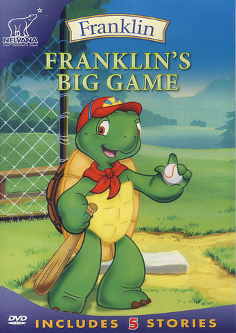 Franklin - Franklin's Big Game DVD Movie