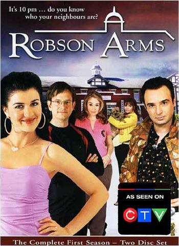 Robson Arms - The Complete First Season (Season 1) DVD Movie
