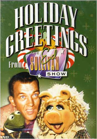 Holiday Greetings From The Ed Sullivan Show DVD Movie