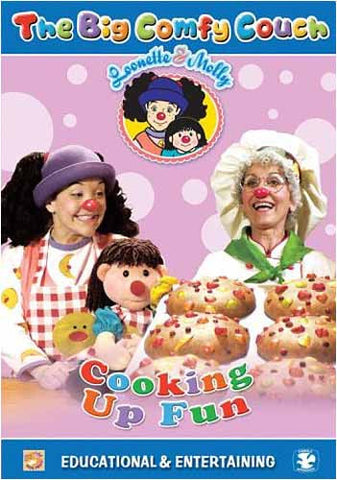 The Big Comfy Couch - Cooking Up Fun DVD Movie