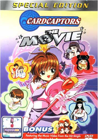 Cardcaptors - The Movie(Special Edition) DVD Movie