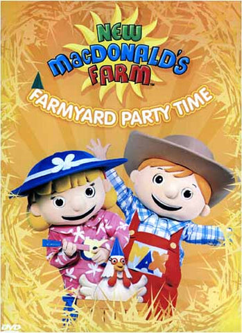 New MacDonald's Farm - Farmyard Party Time DVD Movie