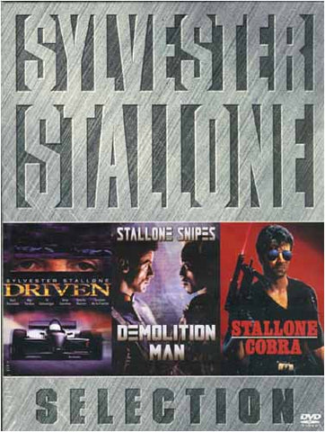 Sylvester Stallone Selection (Boxset) DVD Movie