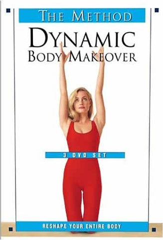 The Method Dynamic - Body Makeover (3 Pack) (Boxset) DVD Movie