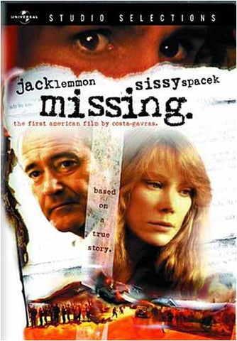 Missing (Jack Lemmon) DVD Movie