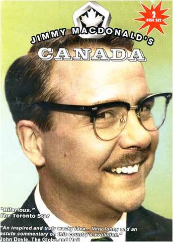 Jimmy Macdonald's Canada (2 Disc Set ) DVD Movie