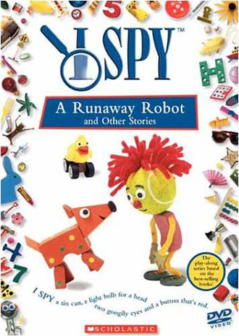 I Spy - A Runaway Robot and Other Stories (2003) DVD Movie