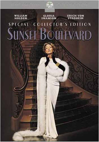 Sunset Boulevard (Special Collector s Edition)(Bilingual) DVD Movie