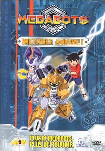 Medabots - Metabee Arrive! (Vol. 1) DVD Movie