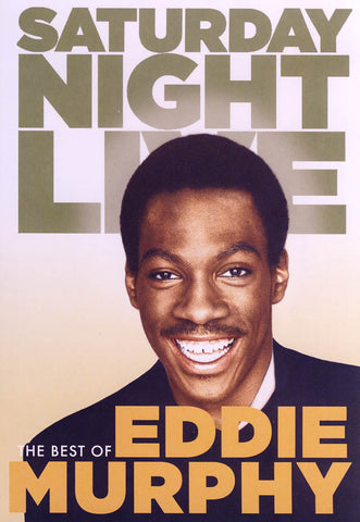 Saturday Night Live - The Best of Eddie Murphy (White Cover) DVD Movie