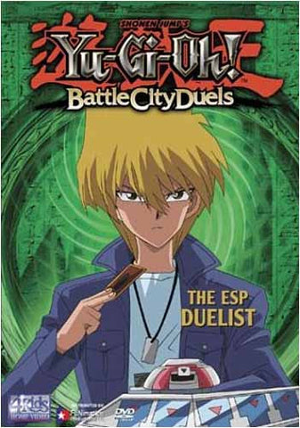 Yu-Gi-Oh! - Battle City Duels - The ESP Duelist - Vol. 3 DVD Movie