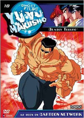Yu Yu Hakusho Ghost Files - Volume 18: Deadly Toguro