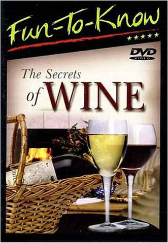 Fun To Know - The Secrets Of Wine DVD Movie