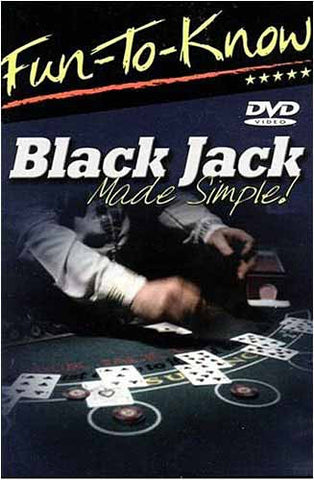 Fun to Know - Blackjack Made Simple DVD Movie