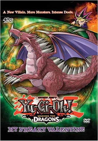 Yu-Gi-Oh! - Waking The Dragon - My Freaky Valentine - Season 4, Vol. 2 DVD Movie