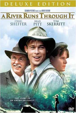 A River Runs Through It (Deluxe Edition) (Boxset) DVD Movie