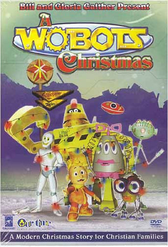 A Wobots Christmas - A Morden Christmas for Christian Families DVD Movie