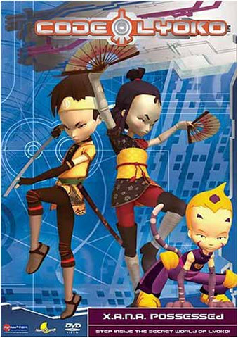 Code Lyoko - X.A.N.A. Possessed (Vol. 3) DVD Movie