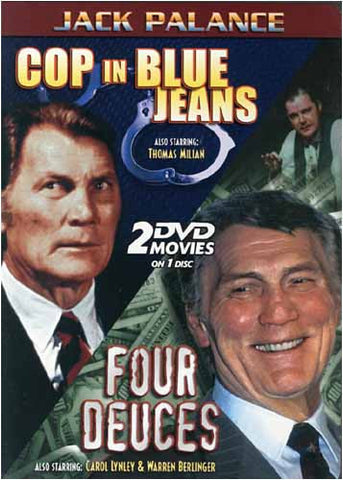 Jack Palance - Copy in Blue Jeans / Four Deuces DVD Movie