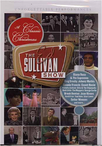 The Ed Sullivan Show - A Classic Christmas DVD Movie