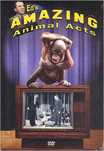 Ed's Amazing Animal Acts DVD Movie
