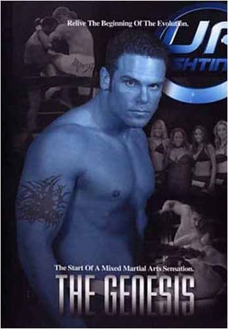 Ultimate Athlete Fighting - The Genesis, Vol. 1 DVD Movie