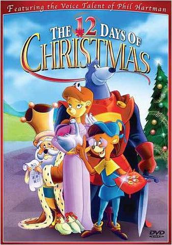 The 12 Days of Christmas DVD Movie