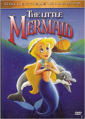 The Little Mermaid (Collectible Classics) DVD Movie