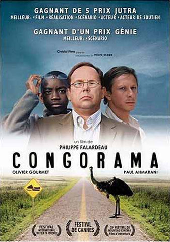 Congorama DVD Movie