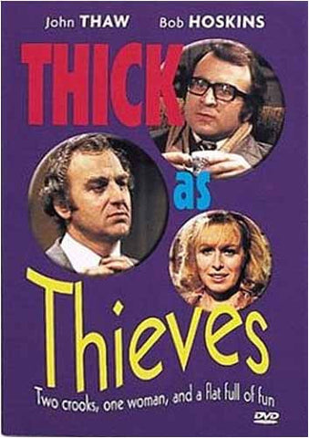 Thick as Thieves (Boxset) DVD Movie