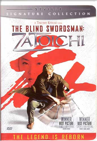 Zatoichi - The Blind Swordsman (Signature Collection) DVD Movie