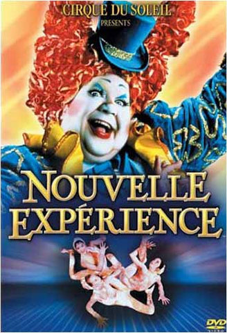 Cirque du Soleil - Nouvelle Experience DVD Movie