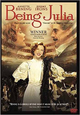 Being Julia DVD Movie