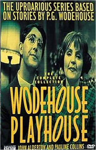 Wodehouse Playhouse, Series 1 (Boxset) DVD Movie