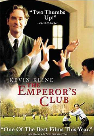 The Emperor s Club (Full Screen Edition)  (Bilingual) DVD Movie