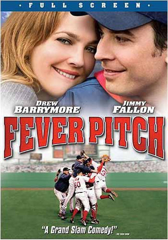 Fever Pitch (Drew Barrymore) (Full Screen Edition) (Bilingual) DVD Movie