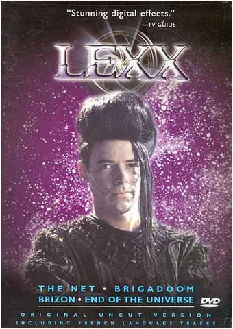 Lexx - Series 2, Vol. 5 DVD Movie