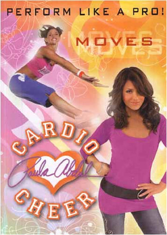 Cardio Cheer - Moves - Perform Like A Pro! DVD Movie