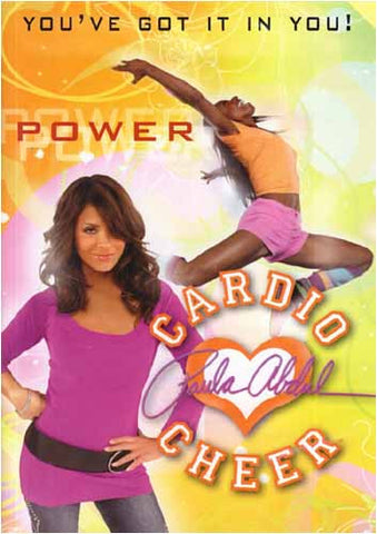 Cardio Cheer - Power - You'Ve Got It In You ! DVD Movie