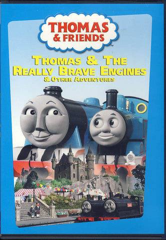 Thomas and Friends - Thomas and the Really Brave Engine DVD Movie