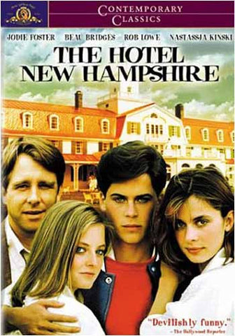 The Hotel New Hampshire (1984) DVD Movie